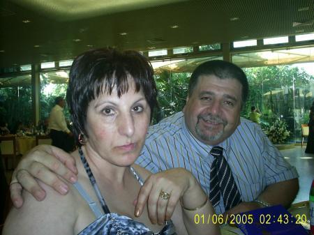 io e mia moglie