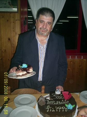 Una fetta di torta